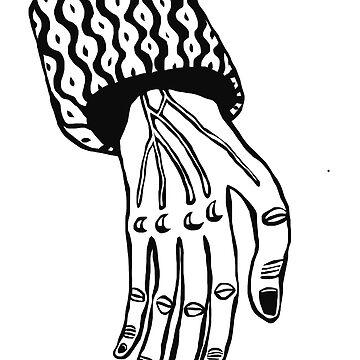 Hand of Arrangement by ballantynero