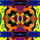 Retro colour splash by AkwildeNature