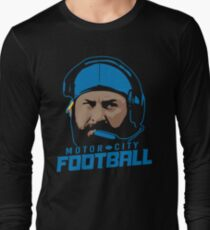 Motor City Football Long Sleeve T-Shirt