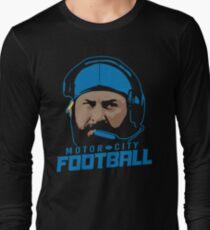 Motor City Fußball Langarmshirt