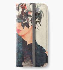 Kumiko iPhone Flip-Case/Hülle/Klebefolie