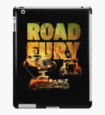 Road Fury iPad Case/Skin