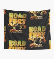 Road Fury Wall Tapestry