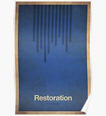 Restoration Shaman - WoW Minimalism Poster