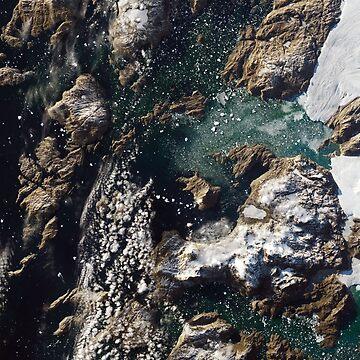 Ice glacier by verigud