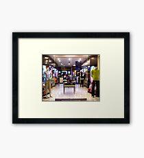 Ralph Lauren, Ubud, Bali Framed Print