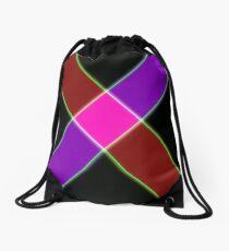 Abstrakt Drawstring Bag