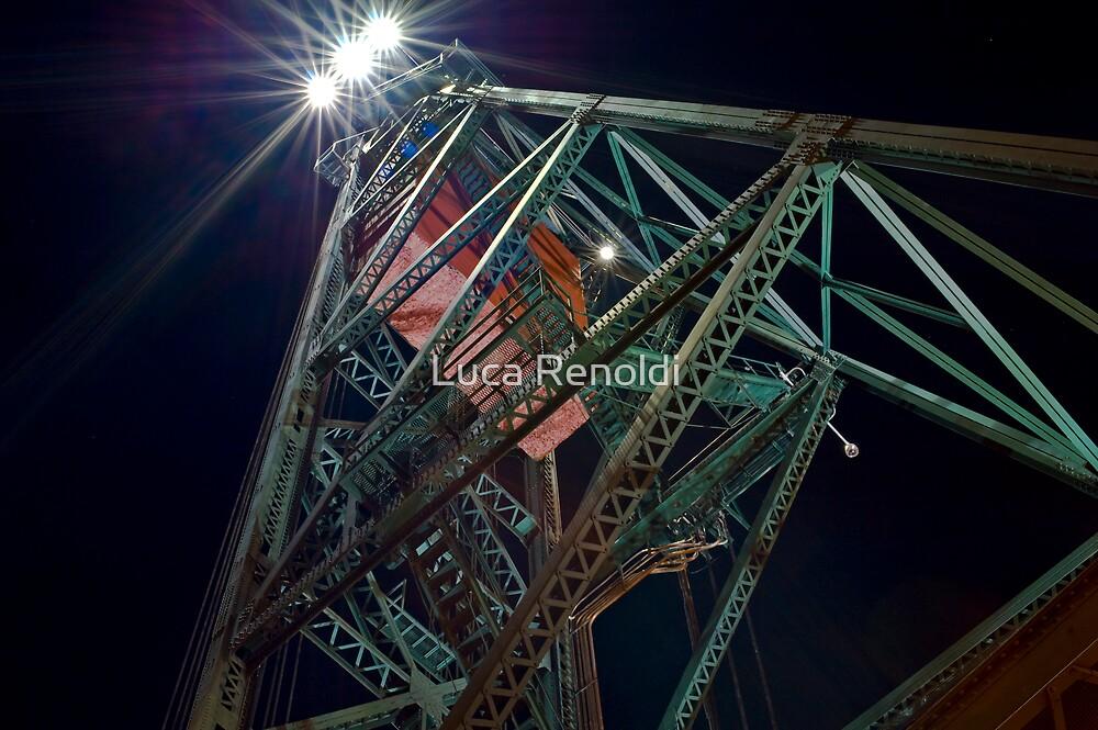 Hawthorne Brigde Tower - Portland by Luca Renoldi