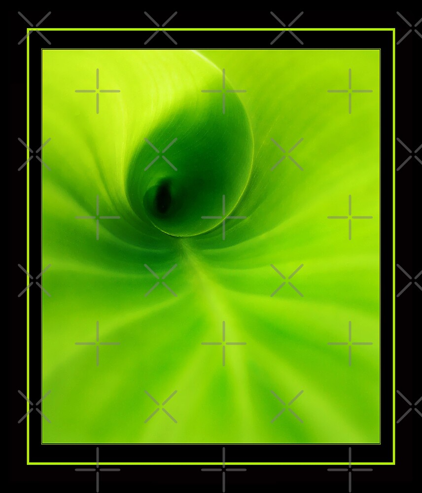 Green spiral by R-evolution GFX