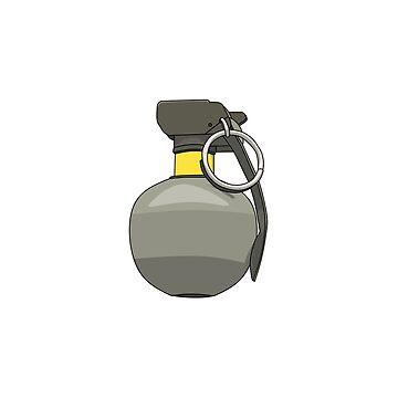Grenade by BraDalli