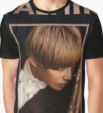 SHINee TAEMIN PRESS YOUR NUMBER Graphic T-Shirt