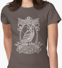 Bohemian Grove - 1966 Summer Camp Womens Fitted T-Shirt