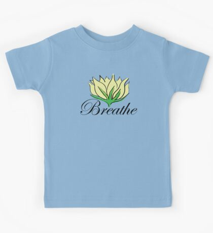 Yoga Breathe Kids Clothes