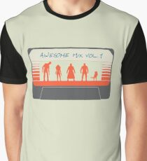 Awesome Mix Graphic T-Shirt