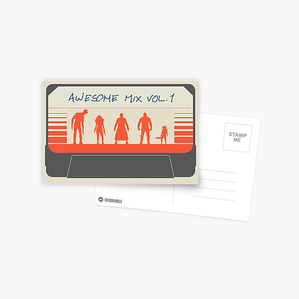 Super Mischung Postkarte