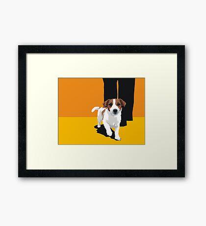 Casmara/JR Tallyho Tootsie Framed Print