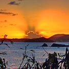 St. Thomas Sunset by photorolandi