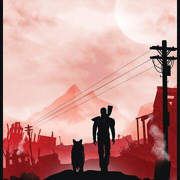 Fallout  by graphicninja