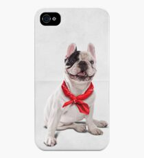 Frenchie (Wordless) iPhone 4s/4 Case