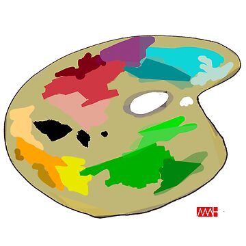 Palette by myleshuntart