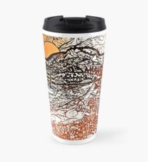 Sailing Sunset Travel Mug