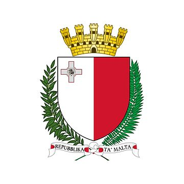 Coat of arms of Malta by fourretout