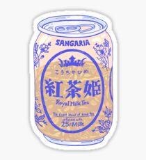 Royal Tea Sticker