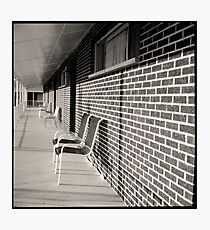 motel • lebanon, mo • 2009 Photographic Print