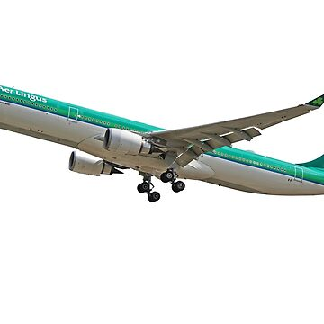 Aer Lingus Airbus A330  by stuartk