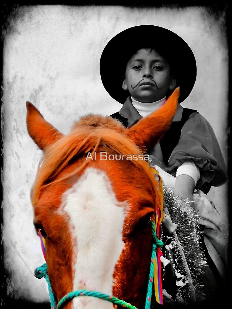 Cuenca Kids 1121 by Al Bourassa