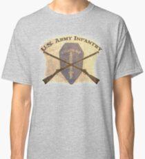 U.S. Infantry - I am the Infantry!  FOLLOW ME! Classic T-Shirt