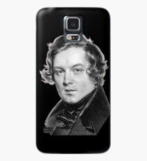 Robert Schumann - Great Romantic Composer Case/Skin for Samsung Galaxy