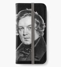 Robert Schumann - Great Romantic Composer iPhone Wallet/Case/Skin