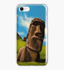 Chile Easter Island iPhone Case/Skin