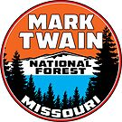 Mark Twain National Forest Missouri by MyHandmadeSigns