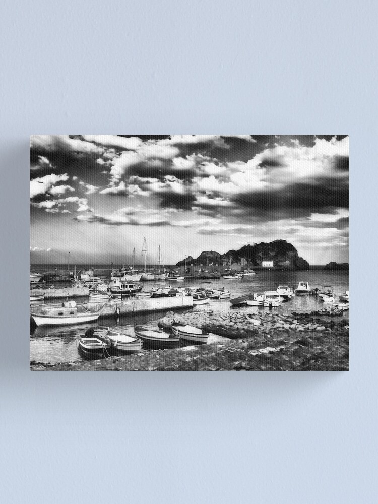 Alternate view of a dream Canvas Print