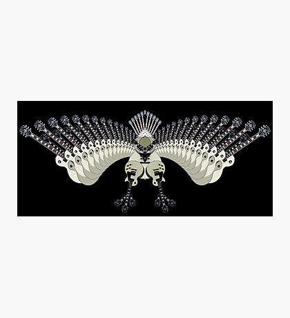 Les Paul Bird Photographic Print