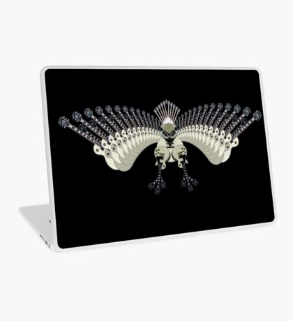 Les Paul Bird Laptop Skin