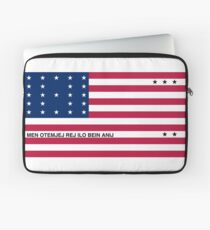Flag of Bikini Atoll | United States Laptop Sleeve