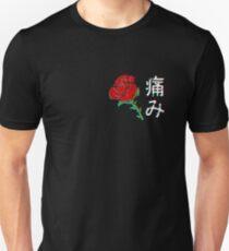 Camiseta unisex Japanese Aesthetic Rose v4