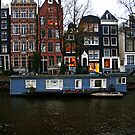 Amsterdam by Tenee Attoh