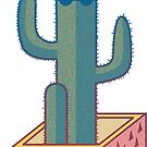 Cool Cactus by Rendra .