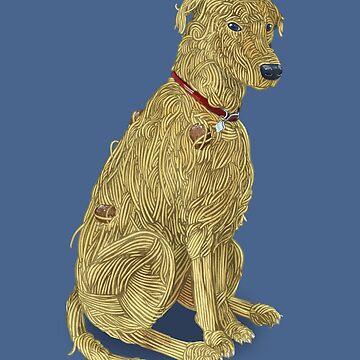 Spaghetti Dog! by bryan-moats