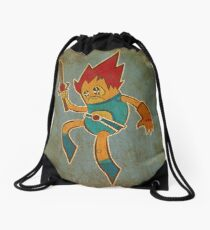 Lion O Drawstring Bag