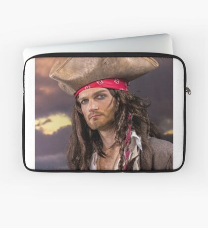 The Pirate Laptop Sleeve