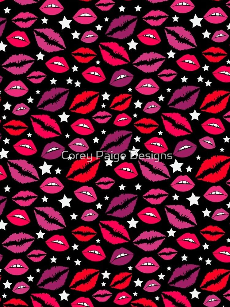 Lippen und Sterne von Corey-Paige