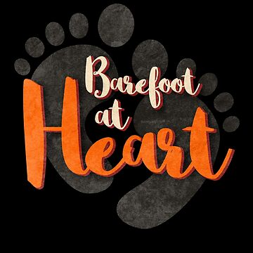 Barefoot At Heart by aloism2604
