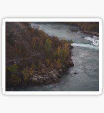 Niagara Rapids Sticker