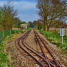 Bure Valley Railway Norfolk UK by Mark Snelling