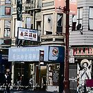 Streets Of San Francisco by Bryan W. Cole